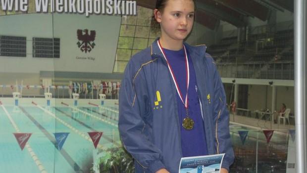 Wielkim sukcesem sportowym zakończył się start Justyny Otremby zawodniczki MTKP Delfin Toruń oraz uczennicy Gimnazjum Nr 30 w Zimowych Mistrzostwach Polski juniorów 14 lat w Gorzowie Wlkp.