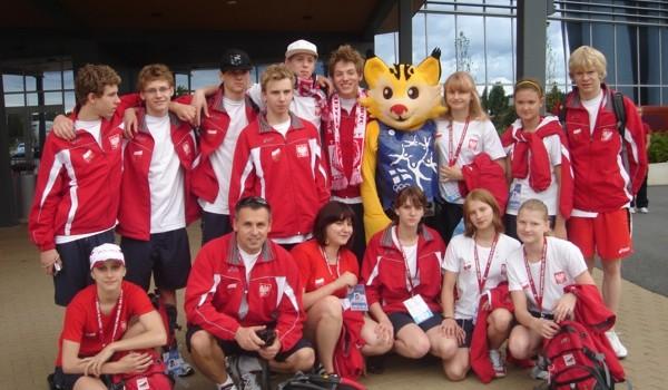 W ubiegły weekend (2-4.10.2009r) zawodnicy toruńskiego Delfina- Justyna Otremba i Krzysztof Morawski zainaugurowali nowy sezon pływacki 2009/2010. Były to zawody Grand Prix- Puchar Polski w Ciechanowie. Było to bardzo udane […]