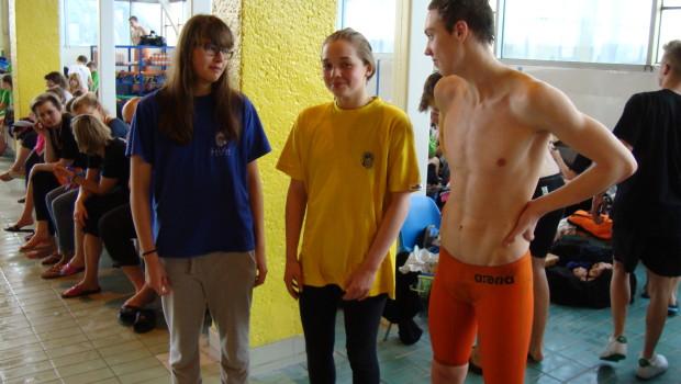6 złotych medali plus Puchar za Grand Prix Włocławka oraz 15 srebrnych i 9 brązowych medali zdobyli nasi pływacy startujący w zawodach we Włocławku. W dniu 12.04.2014 roku odbyły się […]