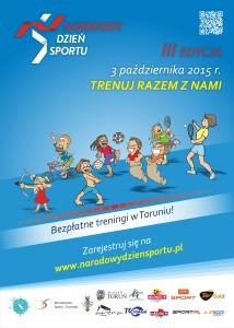 Plakat Narodowego Dnia Sportu