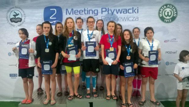 Nowy rekord Meetingu Pływackiego na 100 m stylem klasycznym ustanowił Andrzej Wieciński podczas zawodów w Poznaniu w dniu 20.05.2016 r. Nasz zawodnik uzyskał czas 1:10,97 s poprawiając przy okazji swój […]
