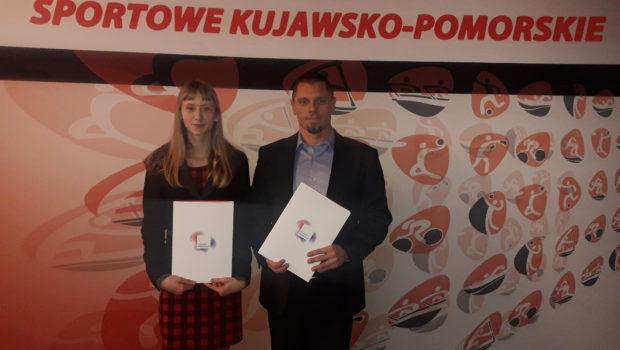 11 lutego w hotelu Filmar zostały wręczone nagrody i wyróżnienia dla sportowców, trenerów i działaczy z województwa kujawsko-pomorskiego. Wśród nagrodzonych za wybitne osiągnięcia sportowe była nasza zawodniczka Gabrysia Michałowska oraz […]