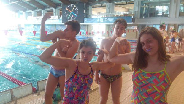 W dniach 1-2.06.2019 uczestniczyliśmy w Międzynarodowych Zawodach Pływackich w Olsztynie, były to III zawody w tym cyklu, przeprowadzone były na basenie 50 metrowym. Zawody w Olsztynie cieszą się dużym zainteresowaniem […]