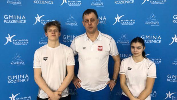 Anastazja Zięba i Adrian Kruszewski reprezentowali nasz klub na zawodach Arena Grand Prix Puchar Polski w Kozienicach. Był to pierwszy sprawdzian formy po zimowych przygotowaniach, który wypadł bardzo pozytywnie.